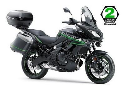 Kawasaki Versys 650 Tourer - 0km 2020 - Garantia De 2 Anos!