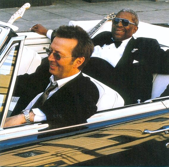 Bb King & Eric Clapton Riding With The King Cd Nuevo Oferta