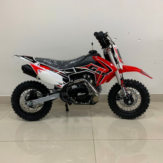 Mini Moto Gaf Gx 50 4t 0km Minicross Motocross