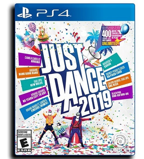 Just Dance 2019 Ps4 Disponible