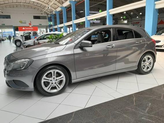 Mercedes Benz A200 1.6 Turbo 4p Automático