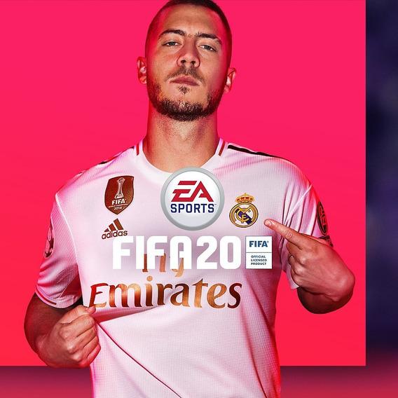 Fifa 20 Ps4 Digital 2 - Jogo Permanente