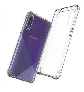 Capa Case Capinha + Película De Vidro 3d Samsung Galaxy A30s