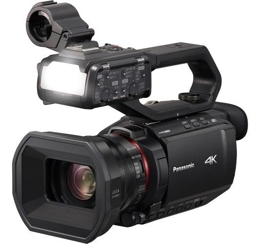 Panasonic Ag Cx10 4k Filmadora Com Ndi/hx