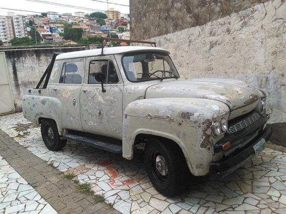 Alvorada Cabine Dupl Chevrolet Diesel