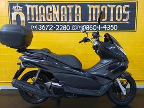 Honda Pcx 150 - 2015 - Preta - Km 19400