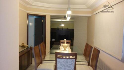 Imagem 1 de 18 de Sobrado Residencial À Venda, Parque Santa Teresa, Santa Isabel. - So0280