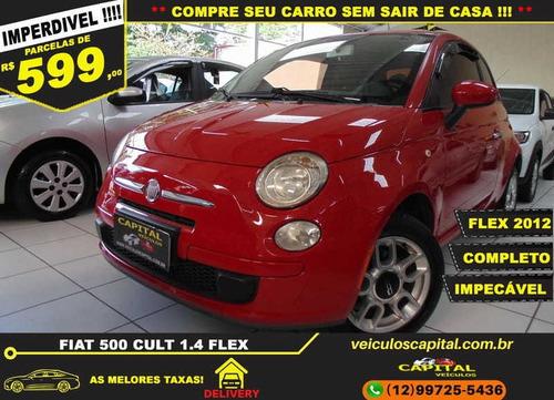 Imagem 1 de 13 de Fiat 500 Cult