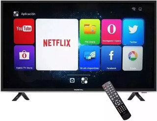 Smart Tv Led Punktal 40 Usb Hd Wifi Netflix Youtube -albanes