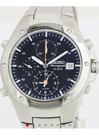 Relógio Seiko Sportura Chronograph Referência:7t32-6n00