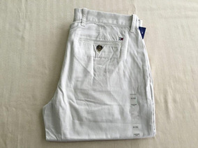 Pantalones Tommy Hilfiger Slim Fit 100% Originales