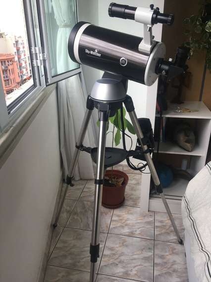 Telescopio Skywatcher 127mm Goto Bk - Mak127 + Acessórios