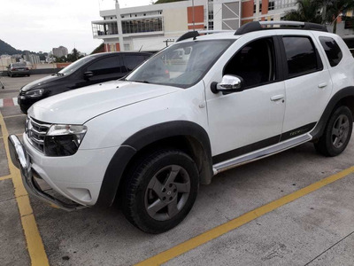Renault Duster Tech Road 1.6 16v Hi-flex - Carro De Garagem
