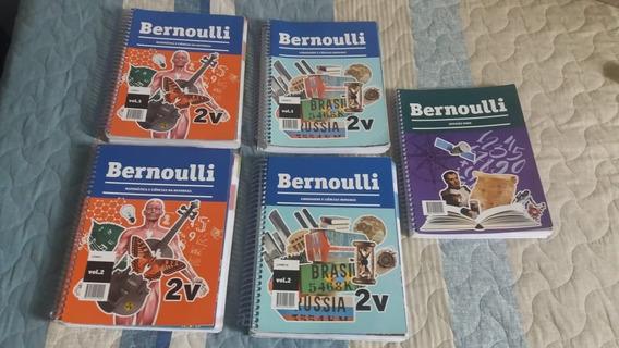 Coleção Bernoulli 2v + Revisão Enem