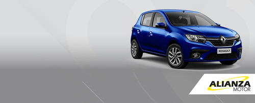 Renault Sandero Life Ph2 Motor 1.6 2022
