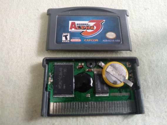 Street Fighter Alpha 3 Game Boy Advance