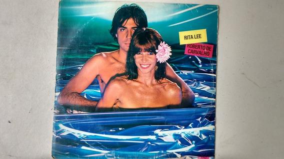 Lp Rita Lee & Roberto - Rita Lee - Roberto De Carvalho