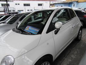 Fiat 500 1.4 Flex 2014 Completo