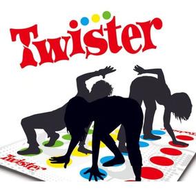 Jogo Twister Divertido Para Criança Fámilia