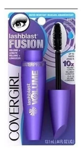 Makeup Covergirl Lashblast Fusion Cor 895 Marrom Negro