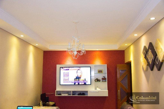 Apartamento Com 2 Dormitórios Para Alugar, 112 M² - Nova Gerty - São Caetano Do Sul/sp - Ap1021