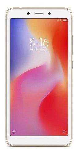 Xiaomi Redmi 6 Dual SIM 32 GB  dourado 3 GB RAM
