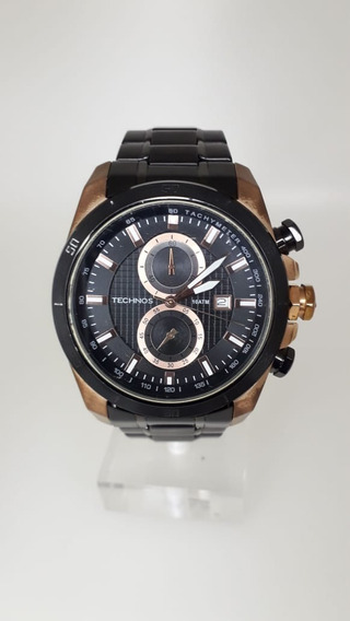 Relógio Technos Classic Grandtech Os11aq/1p - Original