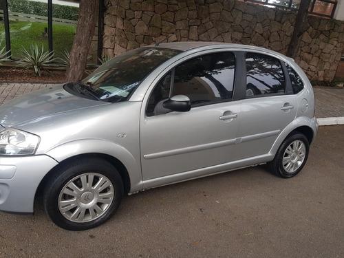 Citroën C3  Excusive 2010 Prata