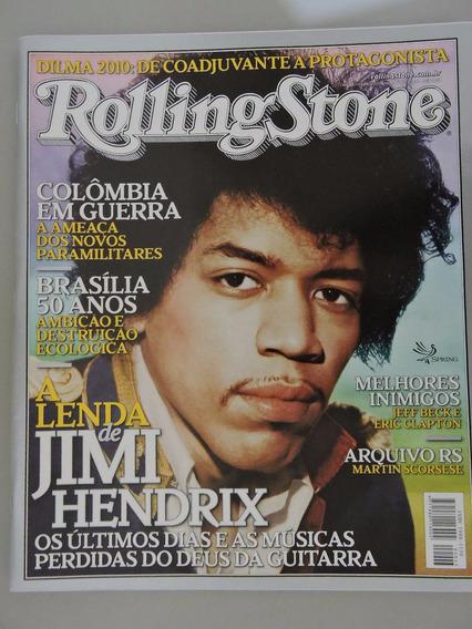 Revista Rolling Stone 43-legião,guns,paulo Ricardo,michael J
