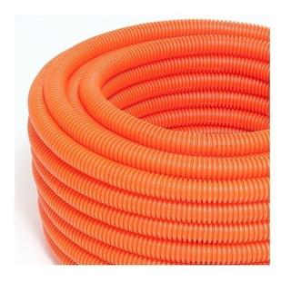 Rollos De Poliducto Electrico Corrugado 3/4 50m Sin Guia