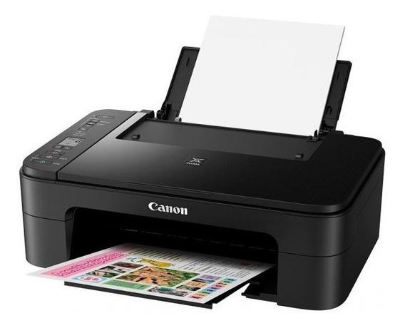 Impressora Multifuncional Canon Ts 3110 -jato De Tinta Wi-fi