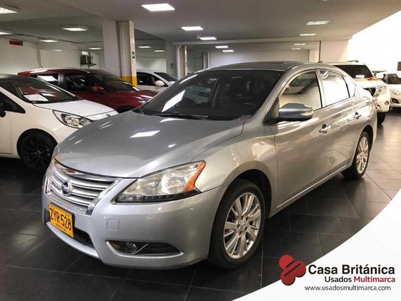 Nissan Sentra Automatico 4x2 Gasolina 1800cc