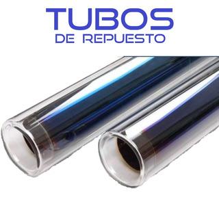 Tubo De Vidrio Para Termotanque Solar Repuesto