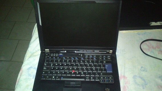 Portatil Lenovo T61 Sin Bateria Ni Cargador