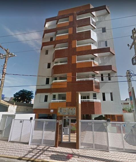 4308- Apartamento 2 Dormitórios Lado Praia Jd. Marina Mongag