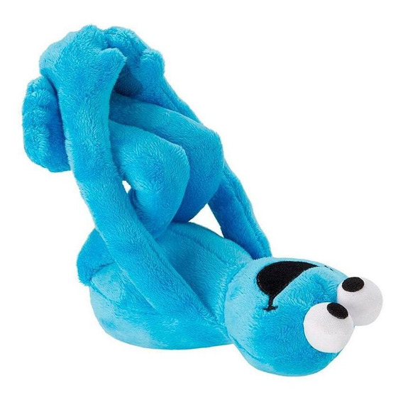 Fisher Pricevila Sesamo Pelucia Abraco Cookie Monster-mattel