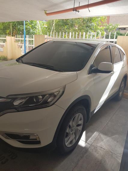 Honda Crv-city Plus - 2015-automática