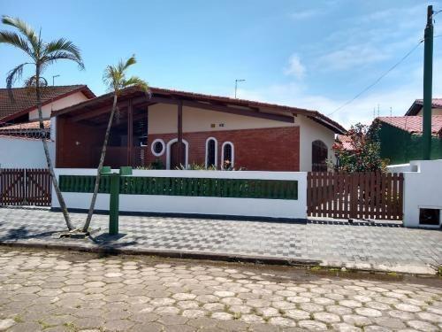 Casa Lado Praia C/ Piscina No Gaivota Em Itanhaém - 6189 npc