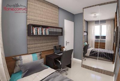 Apartamento Residencial À Venda, Ouro Verde, Campo Largo - Ap1669. - Ap1669