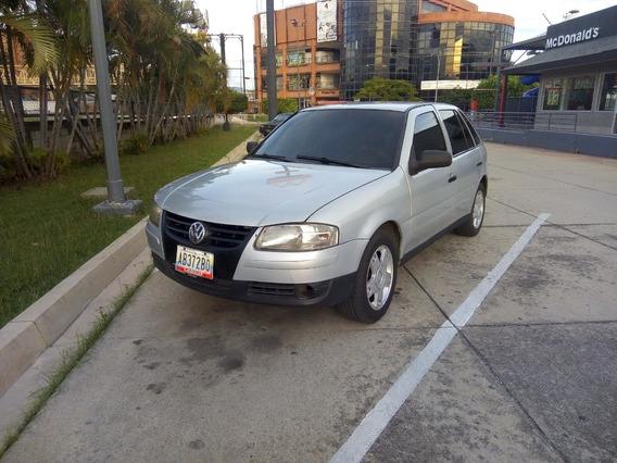 Volkswagen Gol Año 2007