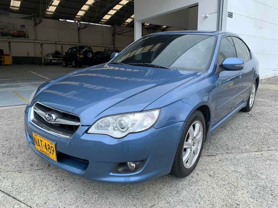 Subaru Legacy 2.0 Sedan Mt 4x4 Mod 2008