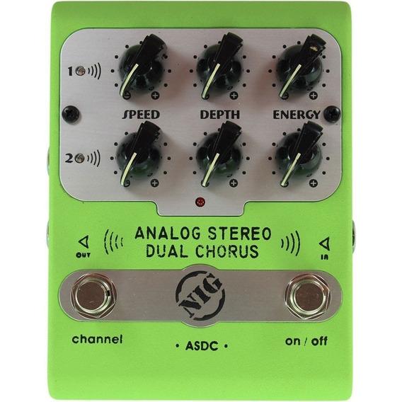 Pedal Nig Asdc Dual Chorus Asdc