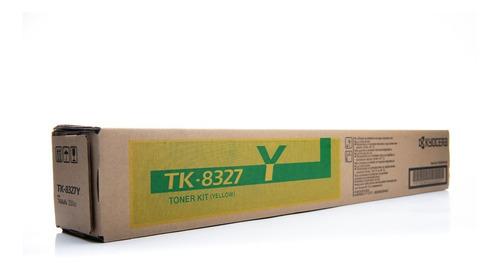 Imagen 1 de 2 de Toner Tk-8327y Kyocera Original