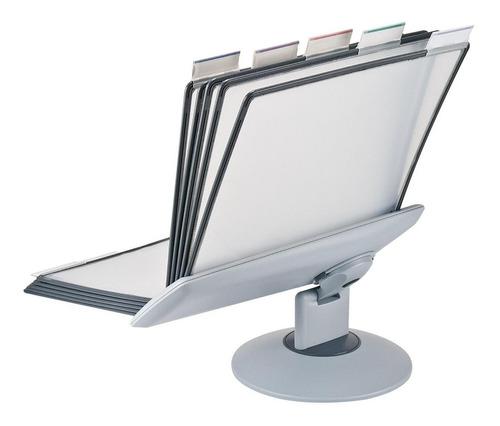 Imagen 1 de 5 de Display Organizador Giratorio Soporte Catalogo Hojas Aidata