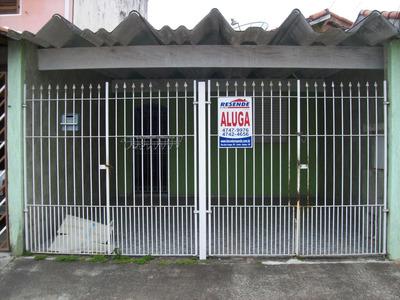 Casa Para Alugar 2 Dormitórios Vila Figueira Suzano Cl-0006