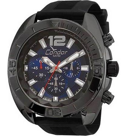 Relógio Condor Masculino Cronografo Covd54ap/8a