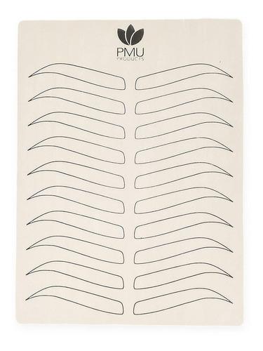 Piel Para Práctica De Microblading En Blanco Premium Para Ta