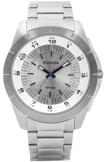 Reloj Prototype Hombre Stl-722-07 Envio Gratis