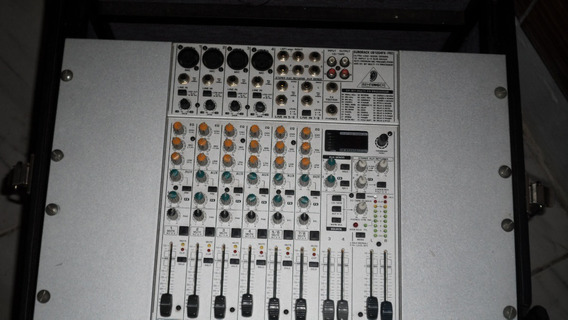 Mesa De Som Behringer Euro Rack Ub 1204fx-pro