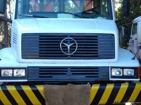 Caminhão Mercedes 2318 /* Com Munck Phd 35.000 Ano 2008